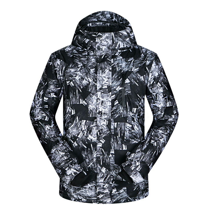 Ski Jackets Men Winter New High Quality Windproof Waterproof Warmth YH Coat Snow Clothing Brands Skiing And Snowboard Jacket Men