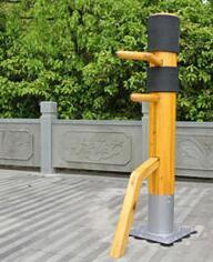 Image 5 - Lucaminho patente artes marciais chinesas asas chun, conjuntos de manequim ip homem wushu equipamento de exercício personalizado fedex/ups envio