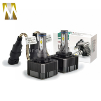 Car Style Plug Play D1R D3R D1S D3S LED Headlight Bulb 6000K White 12V LED Headlamp