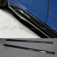 Top Quality OMS Style F32 F33 F36 carbon fiber side skirts/ bodykit for BMW / F32 F33 F side surrounded for BMW m tech bumper