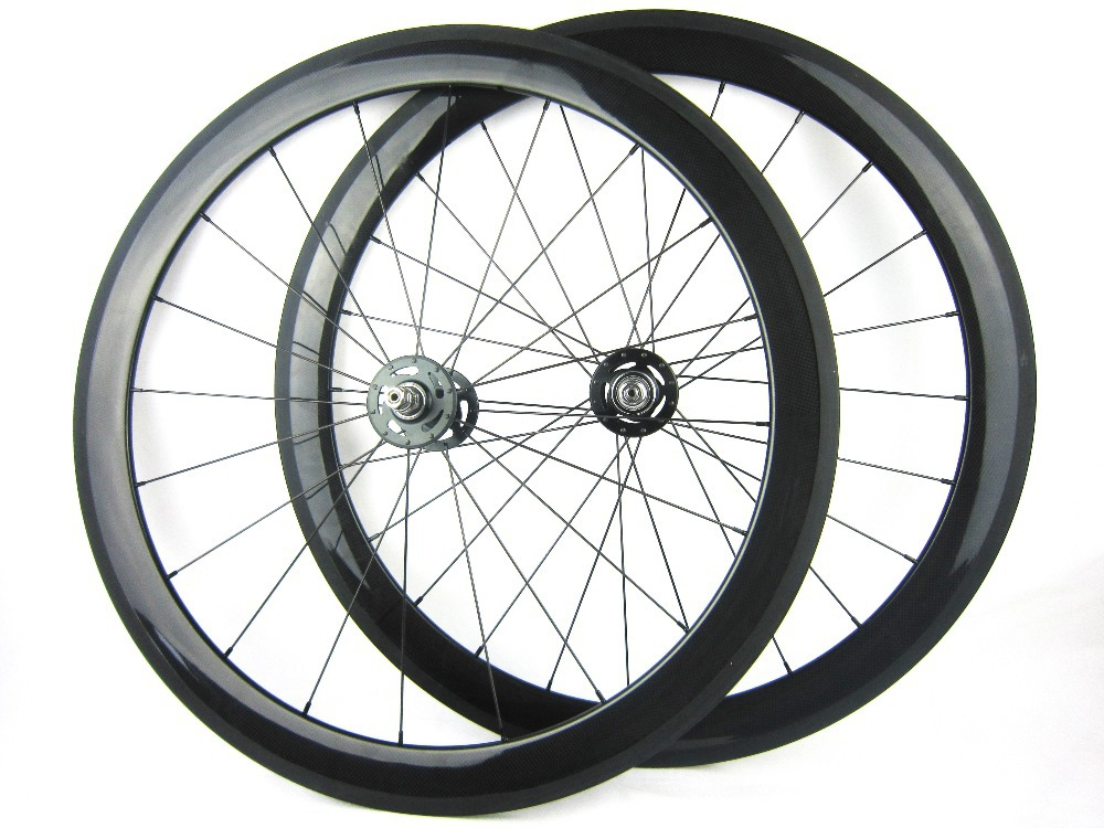 free shipping cost carbon single font b speed b font bike wheel 50mm clincher 23mm width