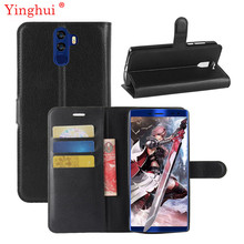 For Doogee BL12000 Case Flip Leather pro Stand Cover PU leather +TPU