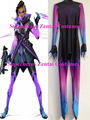 3D Impressão Sombra Sombra Cosplay Zentai Spandex Traje Adultos/Crianças Catsuit Halloween Costume D. va Misericórdia Widowmaker Tracer bodySuit