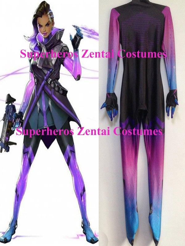 Tracer Costume Kids Price