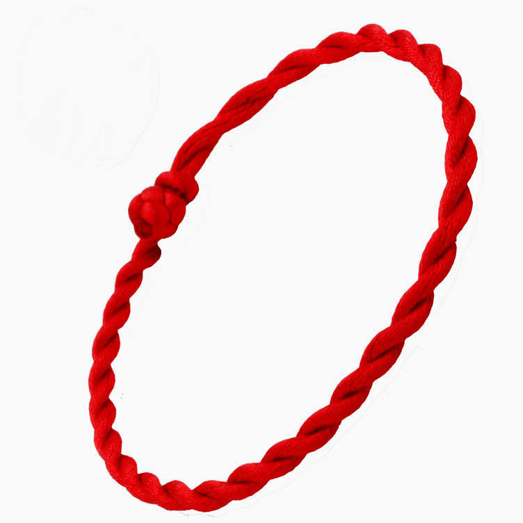 Распродажа 2019 1 шт. модные красные нитки строка браслет Lucky Red браслет из веревки ручной работы для женщин мужчин Jewelry любовник пара