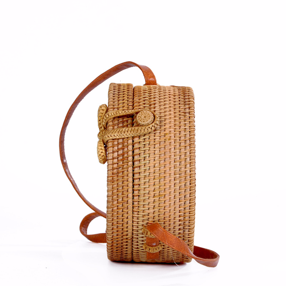 Straw bag for drop shipping