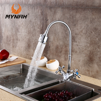 MYNAH Kitchen Faucet Russia Classic Kitchen Faucet Dual Control Multi Color Choice Of Multi Angle Free