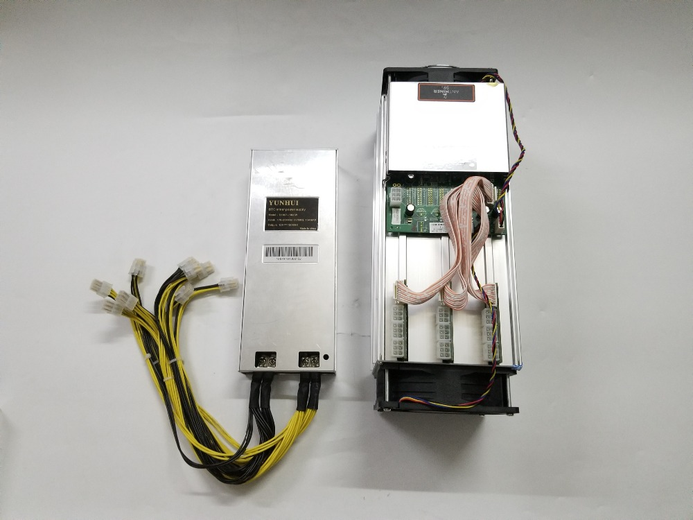 Se Asic BTC BCH minero AntMiner S9 14 t con fuente de alimentación Bitcoin Miner mejor que S9 13,5 T T9 + El Ebit E9 WhatsMiner M3 M10 V9 S5