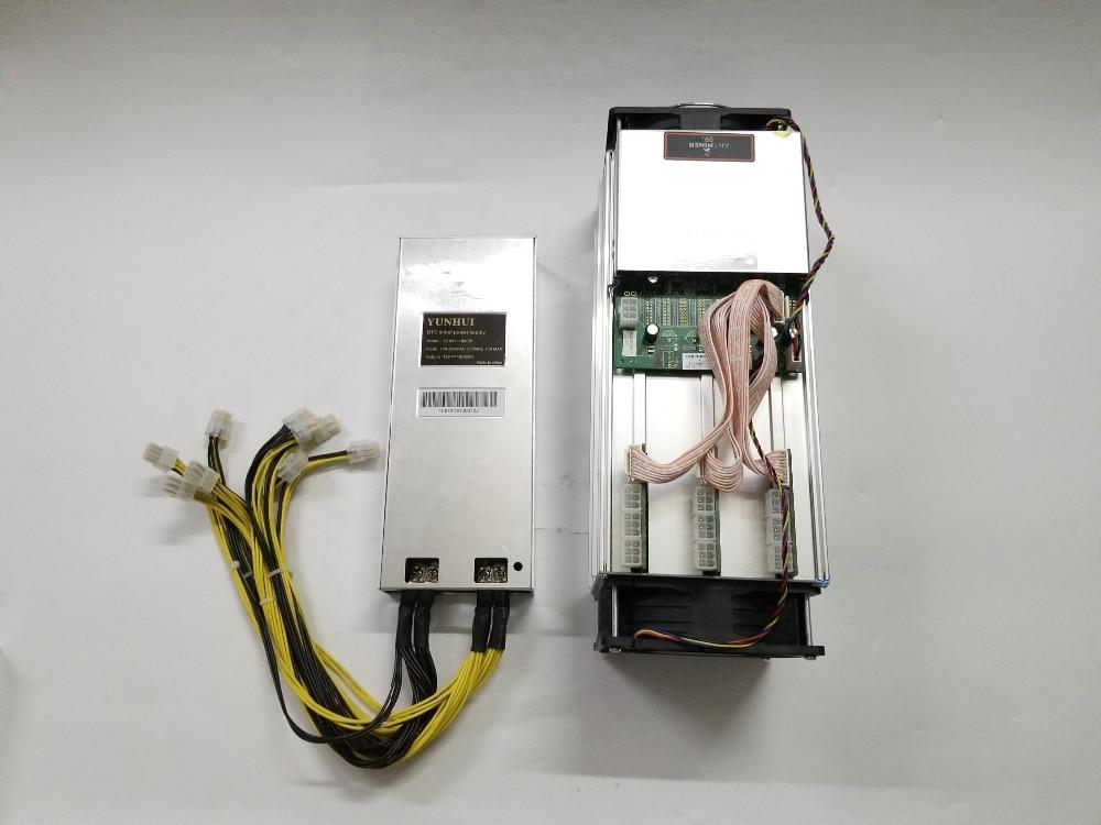 Utilisé Asic BTC BCH mineur AntMiner S9 14T avec alimentation Bitcoin mineur mieux que S9 S11 S15 T15 T9 + what sminer M3 M10