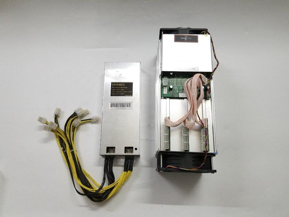 Utilizzato Asic BTC BCH Minatore AntMiner S9 14 t Con Alimentazione Bitcoin Minatore Meglio di S9 13.5 t T9 + Ebit E9 WhatsMiner M3 M10 V9 S5