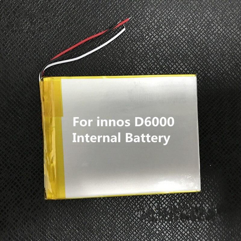 New Original D6000 Internal Battery 3000mAh For innos D6000 Internal Mobile Phone Battery