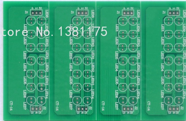 Free Shipping Quick Turn Low Cost FR4 PCB Prototype Manufacturer ...