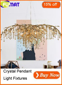 Cyrstal Pendant Light.2