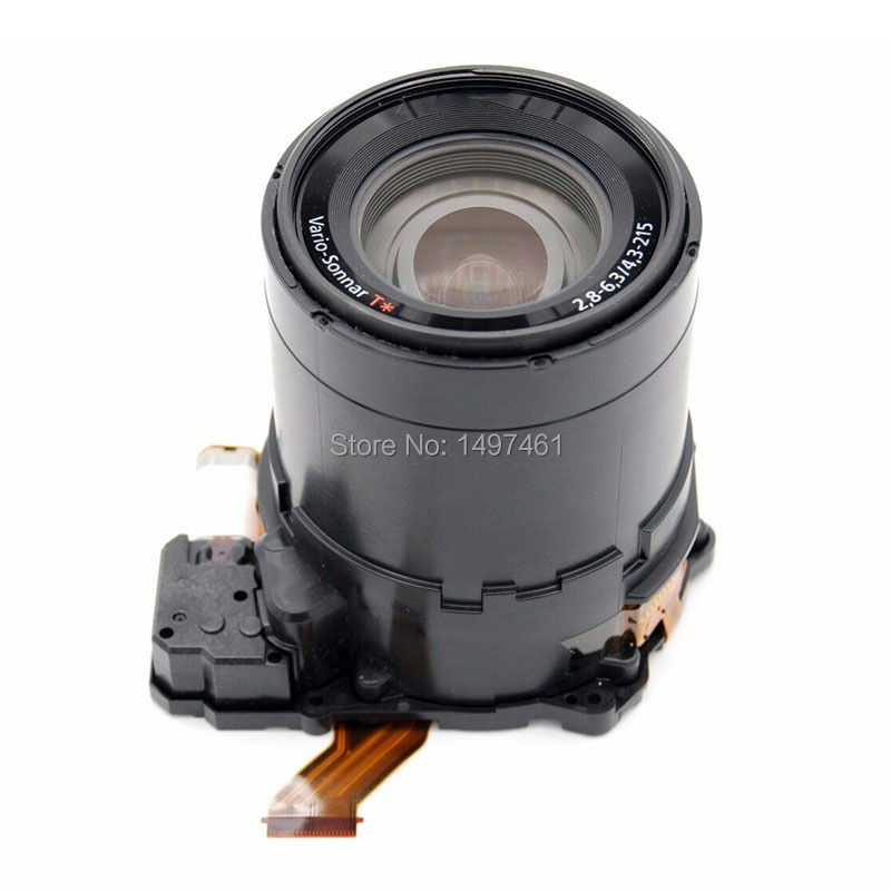 Full New Optical zoom lens without CCD repair parts For Sony DSC HX300 DSC HX400 HX300