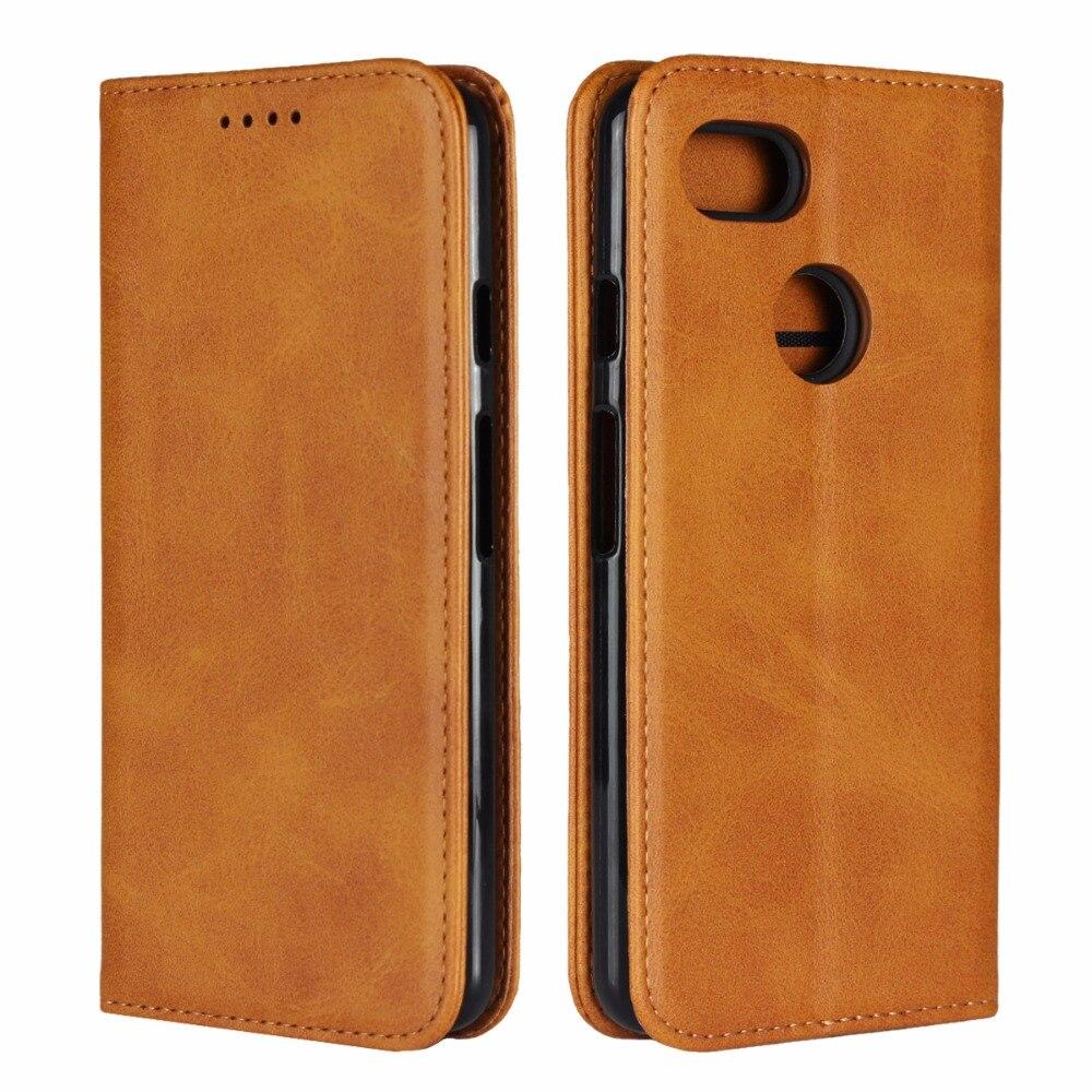 Wallet Case For Google Pixel 3 3 In 1 Magnetic Detachable Leather Case For Google Pixel 3 Wallet Flip Stand Case