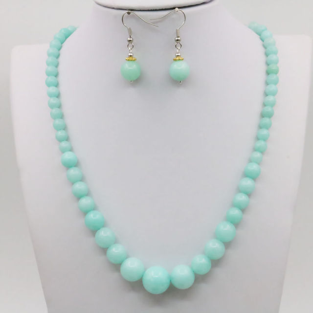 Blue Amazonite Lucky Stone...