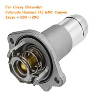 1 Pcs Thermostat For Chevy /Chevrolet /Colorado Hummer H3 For GMC Canyon Isuzu i 280 i 290