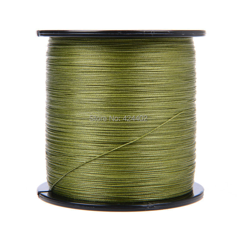 8Strands 500M army green