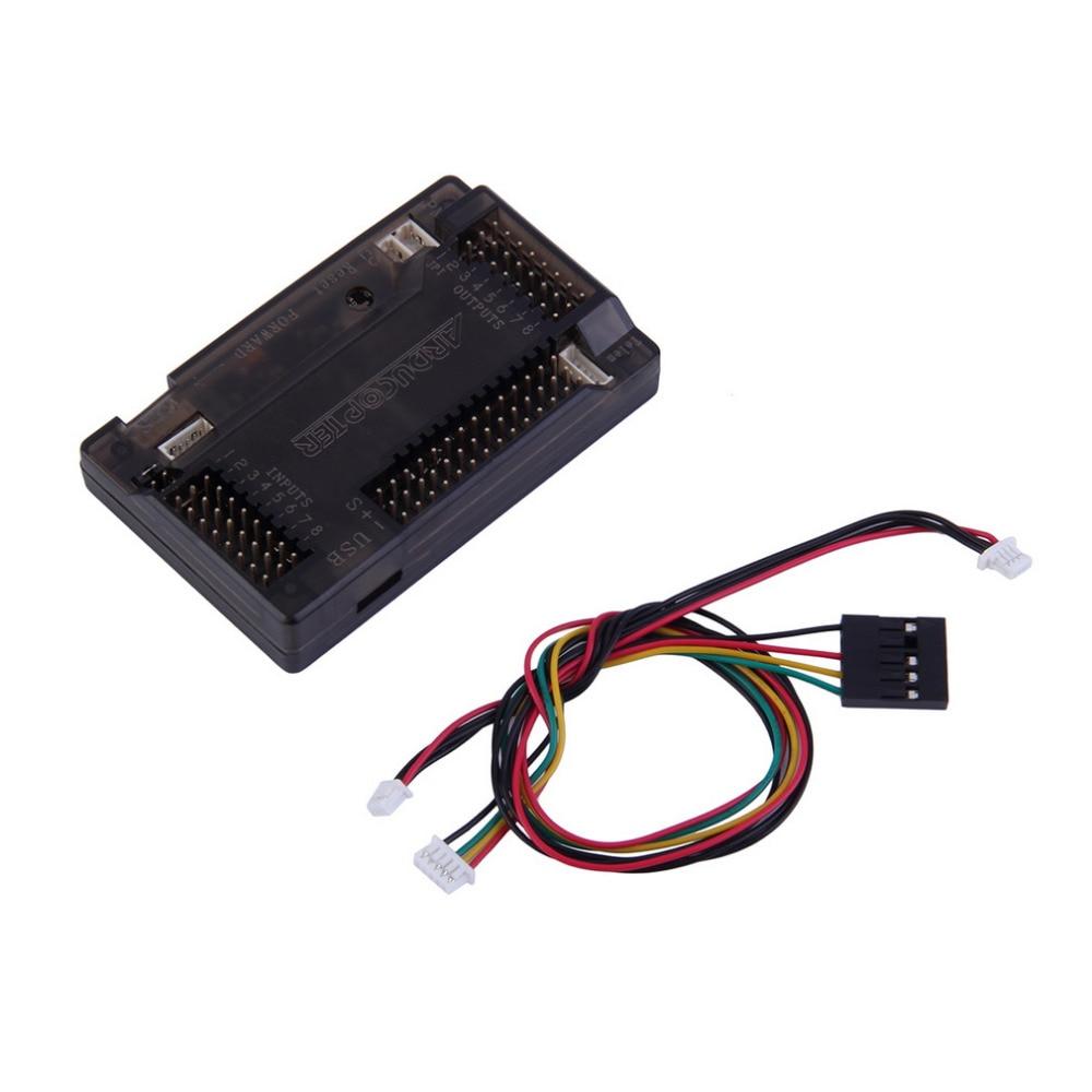 все цены на New APM2.8 APM 2.8 Flight Controller Board For Multicopter Straight Pin онлайн