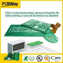 PCB ต้นแบบบอร์ด PCB 2 ชั้นผู้ผลิตการผลิตตัวอย่าง, ขนาดเล็ก Fast Run บริการ pcb board อ้างการชำระเงิน link3
