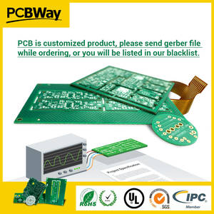 Pcb-Board Sample-Production Pcb Prototype 2-Layers Payment Service Small-Quantity Link3