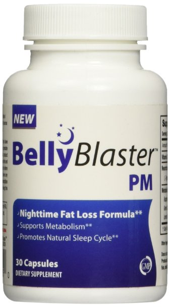 Belly Blaster PM - Night Time Weight Loss Pill - Loss Weight...