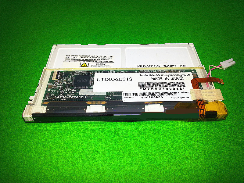 Original 5.6 inch TFT LCD screen for LVM056WSD LVM056WSD-LA industrial LCD display screen panel Repair replacement lcd lcd screen aa121sl07 12 1 inch industrial lcd screen industrial display page 6