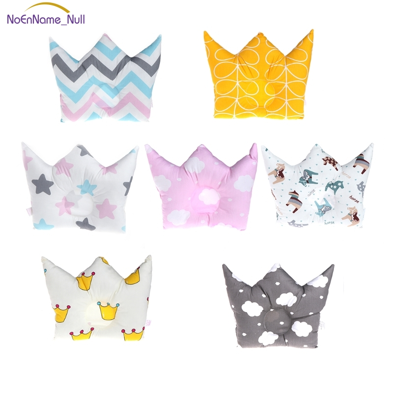 Top Quality New Baby Pillow Prevent Flat Head Newborn Headrest Sleep Positioner Bedding Decor #330