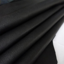 High quality real goat skin leather Genuine suede Handmade DIY fabric soft thick whole