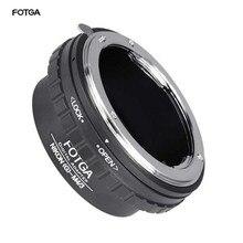 FOTGA Adapter Ring Cho Nikon G AF S Ống Kính Micro 4/3 M4/3 EP1 EP2 GF1 GF2 GH1 GH2 g1