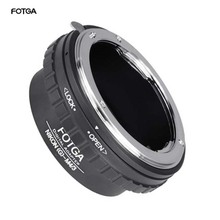 FOTGA Adapter Ring for Nikon G AF S Lens to Micro 4/3 M4/3 EP1 EP2 GF1 GF2 GH1 GH2 G1