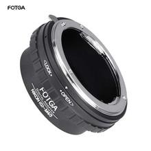 Переходное кольцо для объективов FOTGA переходное кольцо для Nikon G AF S переходное кольцо объектива Micro 4/3 M4/3 EP1 EP2 GF1 GF2 GH1 GH2 G1