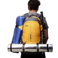 Shoulder Mountaineering Bag Men's Large-capacity Backpack Women's Outdoor Leisure Camping Sports Backpack Men Backpack  Bookbag цена