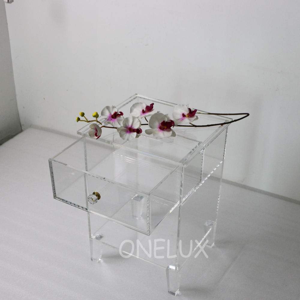 aliexpresscom  buy clear plexiglass bedside drawer tableacrylic  - aliexpresscom  buy clear plexiglass bedside drawer tableacrylicnightstand single drawerlucite end sofa cabinet table from reliablebedside drawers
