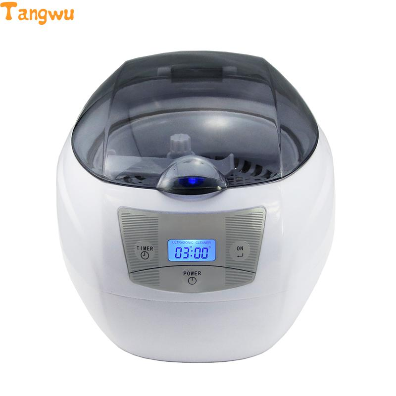 Free shipping Parts Ultrasonic cleaning German students wash glasses jewelry watch ultrasonic cleaner washing machine NEW цены