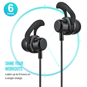 Image 5 - Doboss Bluetooth Earphone Wireless Headphones Headsets Earbuds Neckband Auriculare Magnet For Running Stereo Sound With Mic