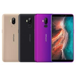 Image 5 - Ulefone P6000 Plus 4G LTE Cellphone Android 9.0 6350mAh Smartphone 6.0 inch Face ID Dual Camera Quad Core 3GB 32GB Mobile Phone