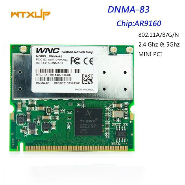 802.11b Wireless LAN CardBus (Mini-)PCI NIC Treiber Windows XP