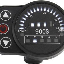 24 В 36 в 48 в электрический велосипед KT LED900S ebike панель управления дисплей Запчасти для электрического велосипеда контроллер KT