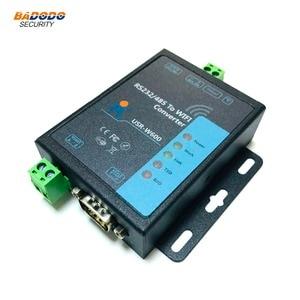 Image 4 - Cổng nối tiếp RS485 RS232 Wifi Chuyển Đổi máy chủ thiết bị USR W600 Dây Chó chức năng (thay thế USR WIFI232 604 USR WIFI232 602)