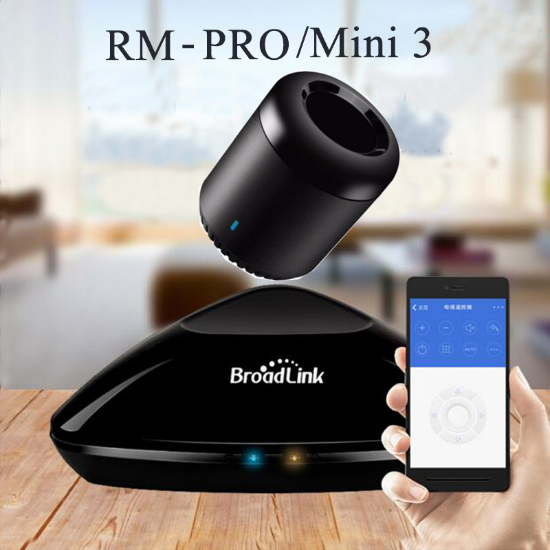 Broadlink RM03 Pro RM2 RM mini3,Smart home Automation,Universal Intelligent remote controller,WIFI+IR+RF switch for IOS Android