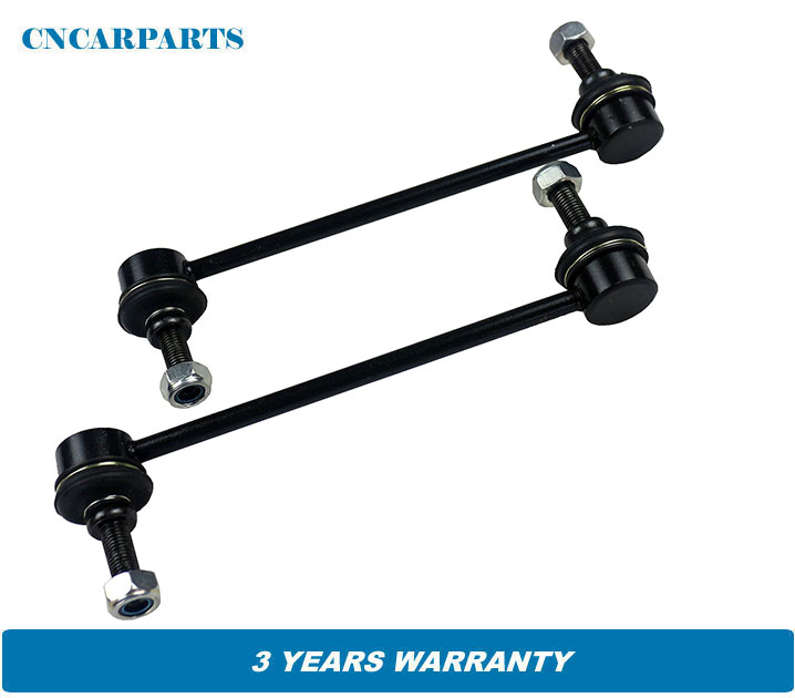 2x Front Stabilizer Sway Bar Link Fit for Mazda 323 BJ 1998-2004 B26R-34-170