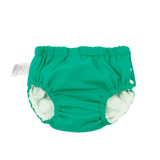 Baby Swimming Learning Pants Boys And Girls Swim Trunks Special for Swimming Pool Washable Urine Leak-Proof Training Panties
