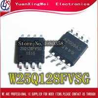 50ピースW25Q128FVSG sop8 25Q128FVSG sop 25q128 128m W25Q128FVSSIG w25q128 smd新しい、オリジナルic送料無料
