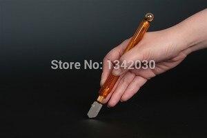 Бесплатная доставка, резак для стеклянной плитки NIKKEN с пластиковой ручкой, 6-12 мм