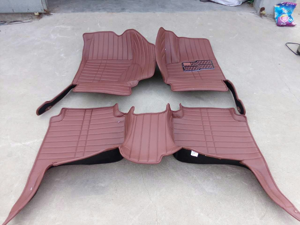 Good mats! Custom special <font><b>floor</b></font> mats for Right Hand Drive <font><b>Jeep</b></font> <font><b>Grand</b></font> <font><b>Cherokee</b></font> WK WK2 2017-2005 waterproof carpets,Free shipping