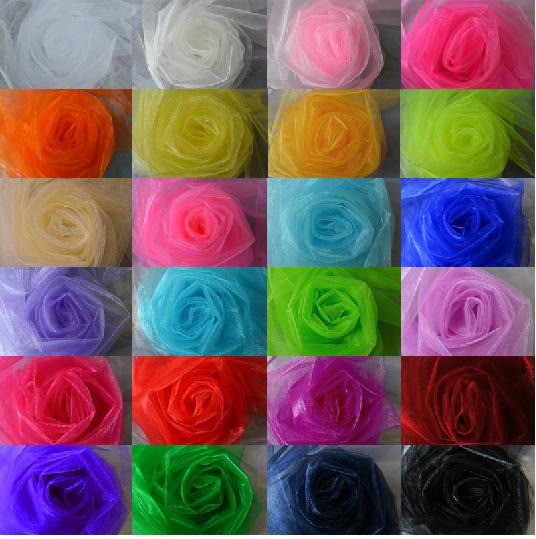 15 m wide diy wedding decoration organza material colorful rayon 15 m wide diy wedding decoration organza material colorful rayon clothing fabric handmade for wedding tablechiar backdrop in party diy decorations from junglespirit