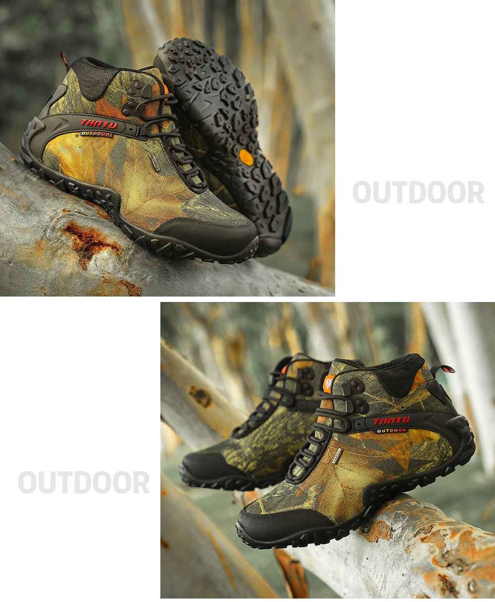 Outdoor Camouflage Tactical Sport Men\`s Shoes (23)