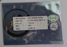 1piece Encoder Disk assembly For HP DesignJet 500 500PS 800 800PS 815 820 plotter parts C7769-60065
