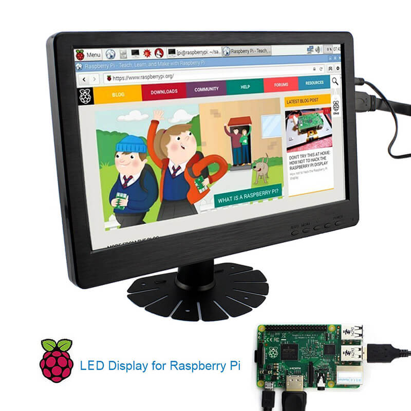 Raspberry Pi 3 Screen 12 Inch (5)